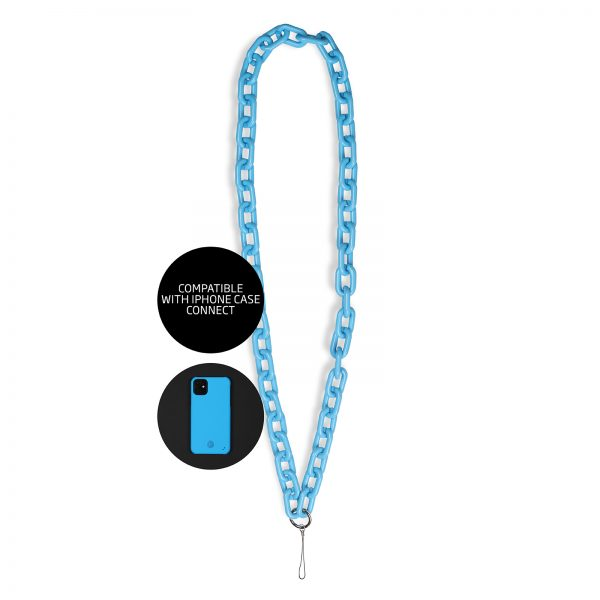 Crossbody Anchor Chain Blue