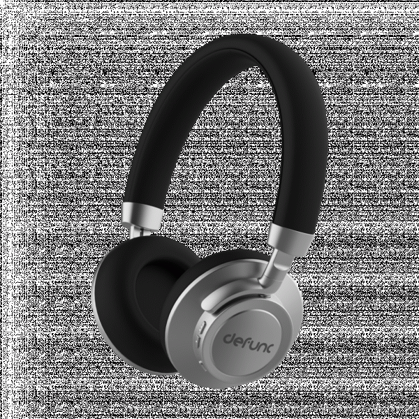 DeFunc BT MUTE Headphone PLUS Black